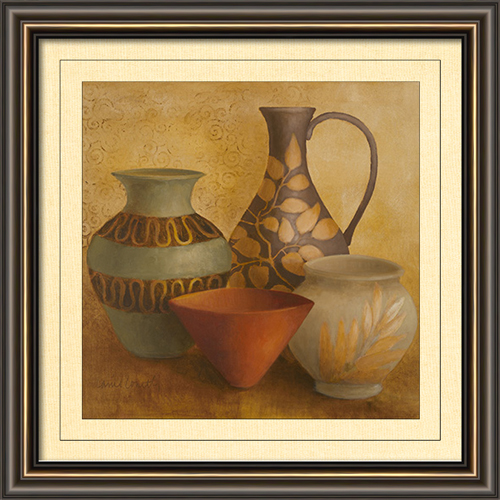 Decorative Vessel Still Life I