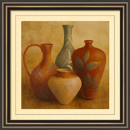 Decorative Vessel Still Life II